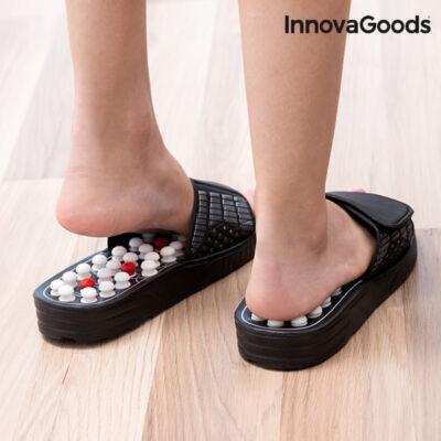 InnovaGoods Akupunktúrás Papucs Méret S