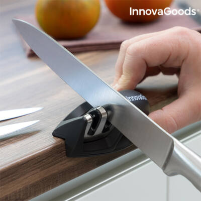 InnovaGoods Kitchen Cookware Kompakt Késélező