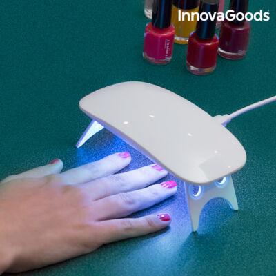 InnovaGoods LED Mini UV Körömlámpa