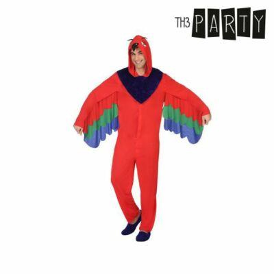 Felnőtt Jelmez Th3 Party Papagáj Méret XL