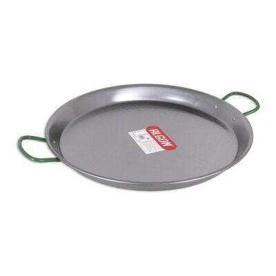 Algon Csiszolt acél Serpenyő, Ezüst, 24 cm - 1 adag