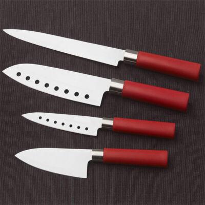 Cecotec Santoku Kések Kerámia Védővel (4 darabos készlet)