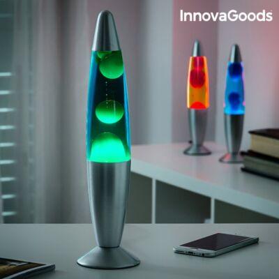 InnovaGoods Magma Lávalámpa 25W zöld