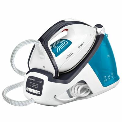 BOSCH TDS4050 1,3 L 5,5 bar 2400W Fehér Kék Gőzölős Vasaló