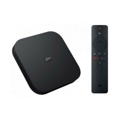 TV Lejátszó Xiaomi Mi BOX S 4K Ultra HD 8 GB 2 GB RAM Fekete,