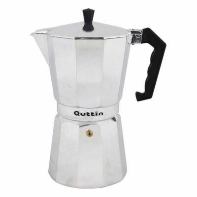 Kotyogós Kávéfőző Quttin Alumínium, 9 személyes