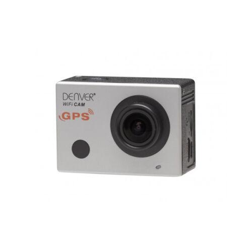 Sport Kamera Denver Electronics ACG-8050W 16 Mpx FULL HD Fekete Ezüst színű,