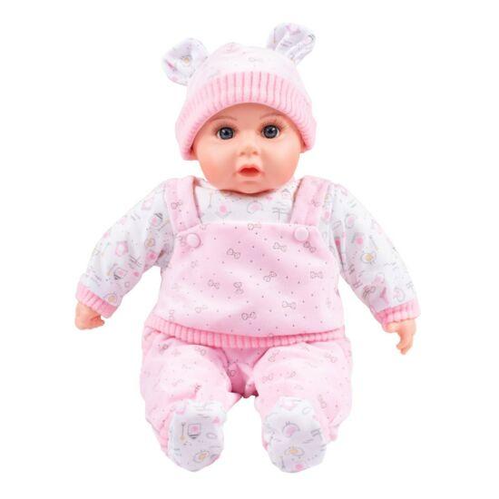 PlayTo Júlia, beszélő és éneklő baba, 46 cm