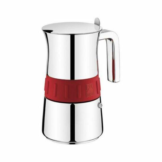 Kotyogós Kávéfőző BRA Elegance Piros (10 személyes)