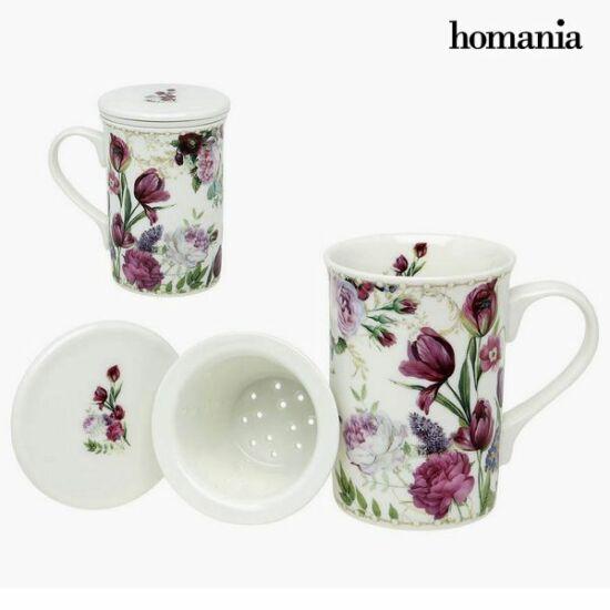 Bögre Szett Homanía 9519 (2 pcs)