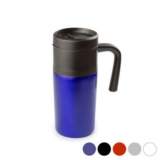Bögre fedéllel (400 ml) 144738 Szín  Kék