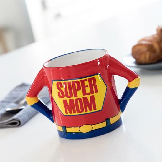 Szuper Mom Bögre