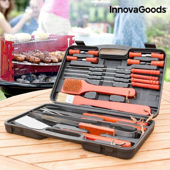 InnovaGoods Barbecue Bőrönd (18 Részes)