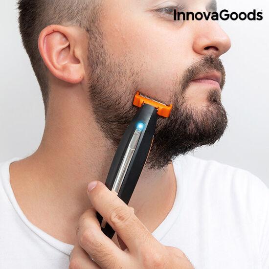 InnovaGoods 3 az 1-ben Újratölthető Elektromos Precíziós Borotva
