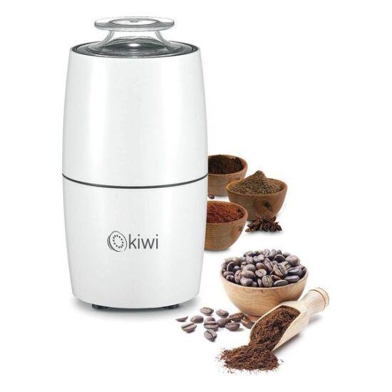 Kiwi KSPG 4818 / 4818S elektromos kávédaráló, 200W fehér