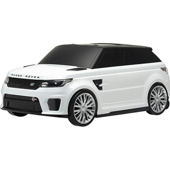 Bayo, Autó és bőrönd 2in1 Range Rover SVR fehér