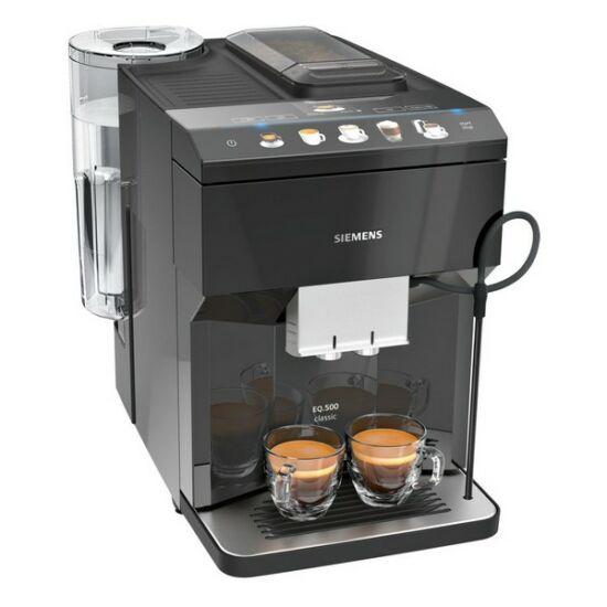 Siemens AG TP503R09 1,7 L 15 bar TFT 1500W Fekete, Express Kávéfőző