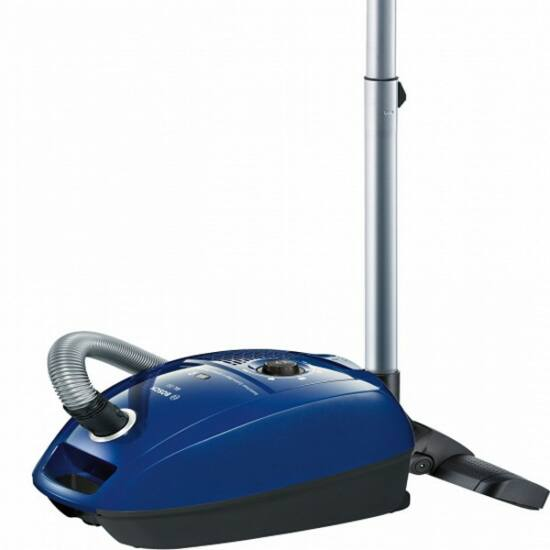 BOSCH 222457 600W DualFiltration Porszívó, Kék