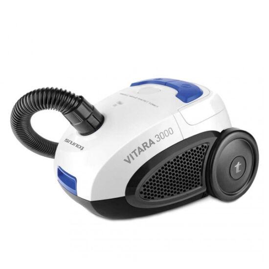 Taurus Vitara 3000 New 2 L 800W 80 dB (B), Porszívó, Fehér Kék