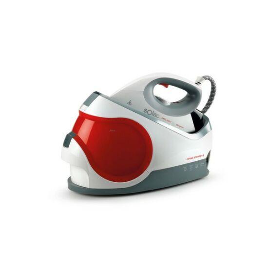 Solac CPP6000 1,5 L Fehér Piros Gőzölős Vasaló