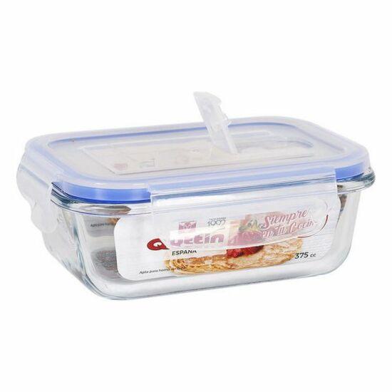 Hermetikus ebéddoboz Quttin Méret 375 cc - 15,3 x 11,5 x 5,8 cm