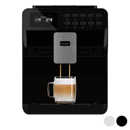 Elektromos Kávéfőző Cecotec Power Matic-ccino 7000 1,7 L 1500W, Fekete