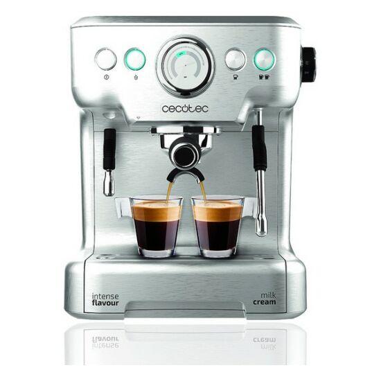 Manuális Express Kávéfőző Cecotec Power Espresso 20 Barista Pro 2,7 L Ezüst színű