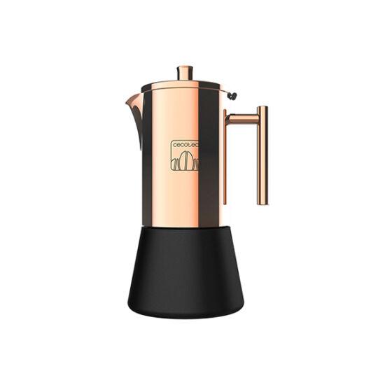 Kotyogós Kávéfőző Cecotec Cumbia Moking 100 ml/200 ml/300 ml Rozsdamentes acél Kapacitás 100 ml
