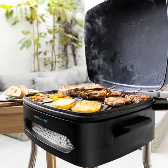 Elektromos Barbecue Cecotec PerfectCountry BBQ 2000W