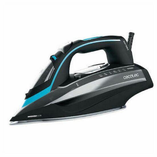 Cecotec 3D ForceAnodized 750 Smart 400 ml 3100W Fekete Kék Gőzölős Vasaló