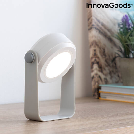 InnovaGoods 3 az 1-ben összecsukható zseblámpa, lámpa