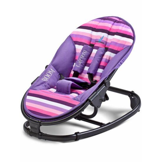 Gyerek pihenőszék Caretero Boom lila