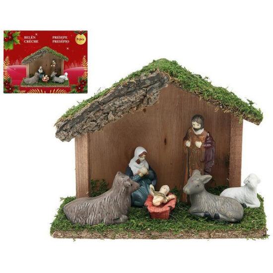 Karácsonyi Betlehem készlet