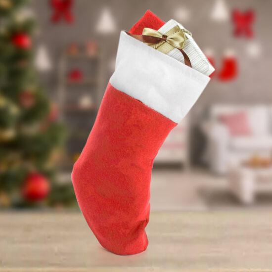 Karácsonyi Zokni 143797 Szín Piros