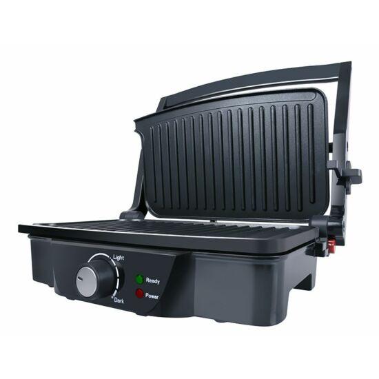 Flaat Kontakt grill GK 150 2000w, fekete