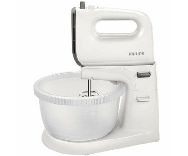Philips HR3745/00 konyhai robotgép, tállal, 3 L Fehér