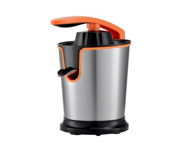 Comelec EX1601 160W Narancszín Rozsdamentes acél, Elektromos Facsaró