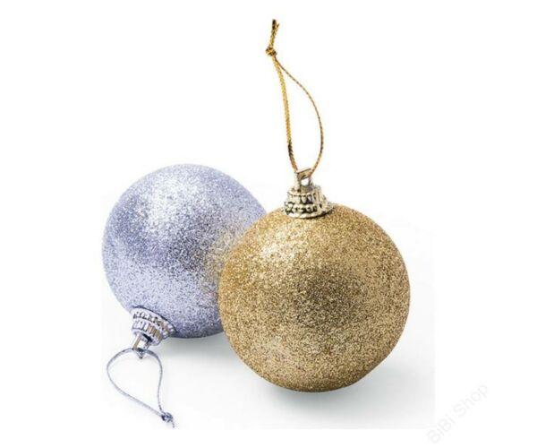 Karácsonyfagöm (6 db) Szín Arany / Ezüst