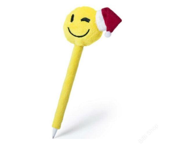 Karácsonyi Emoji Toll Minta Kacsintás
