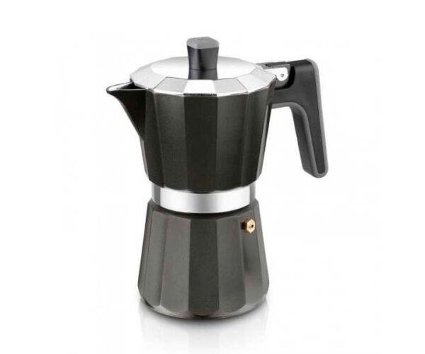 Kotyogós Kávéfőző fekete Edition BRA Kapacitás  6 Csésze