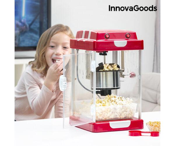 InnovaGoods Tasty Pop Times Pattogatott Kukorica Készítő 310W Piros