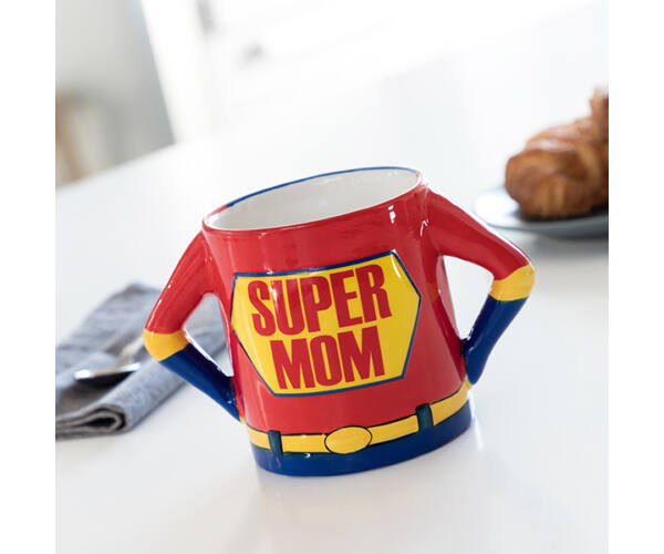 Supermom Bögre, 0,5l