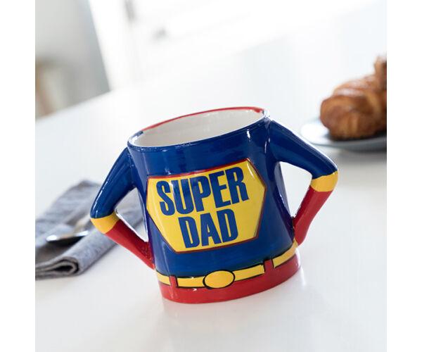 Super Dad Bögre