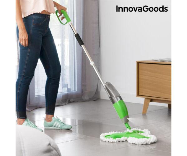 InnovaGoods Hármas Mop Permetezővel