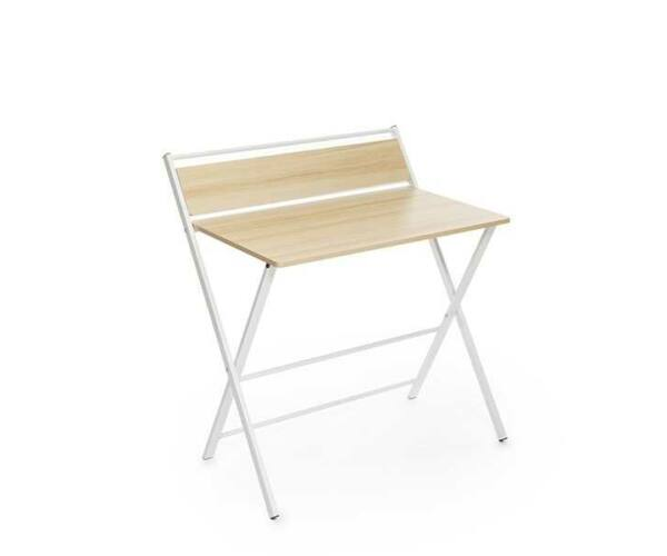 Összecsukható iróasztal polccal Tablezy InnovaGoods Home Living