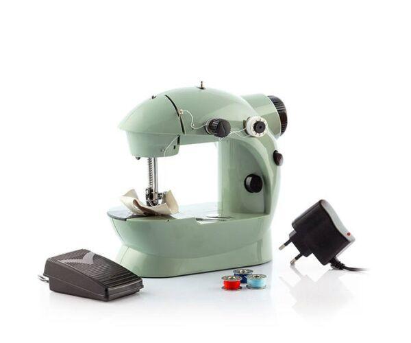 InnovaGoods Zöld Mini Varrógép 6 V 800 mA