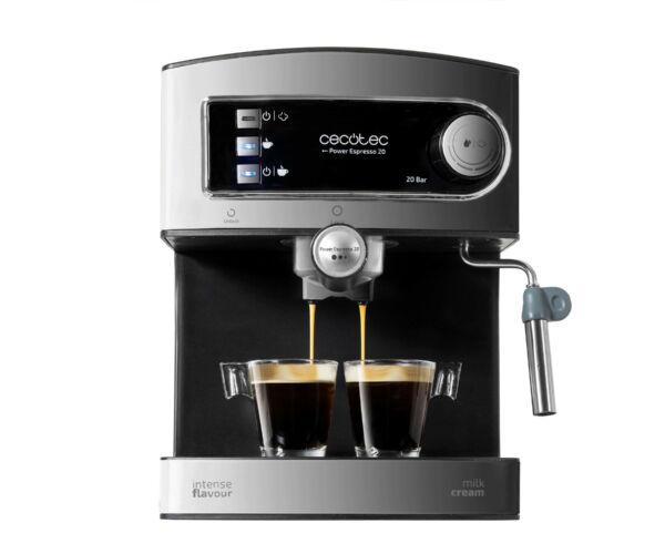 Kávéfőző Cecotec Power Espresso 20, 850W, 20 bar openbox