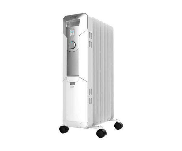 Cecotec Ready Warm 5600 Space, Olajradiátor (7 elem), 1500W Fehér