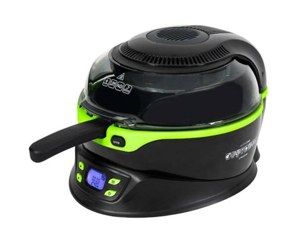 Cecomix Turbo 4D 3019 3l 1350W olajmentes sütő