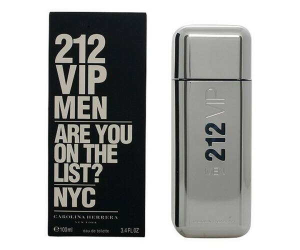212 Vip Carolina Herrera Edt 50 ml Férfi parfüm